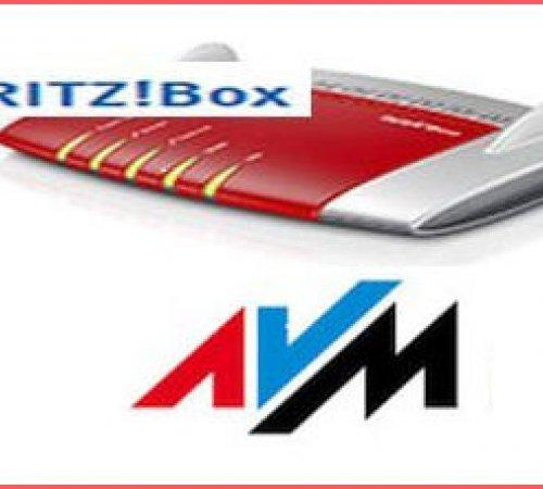 Router  Pluscom Fritz!box 3272, 3390, 3490, 4020, 7272, 7330, 7360, 7430, 7490, 7560
