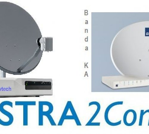 Satellitare Astra Connect - Astra2Connect